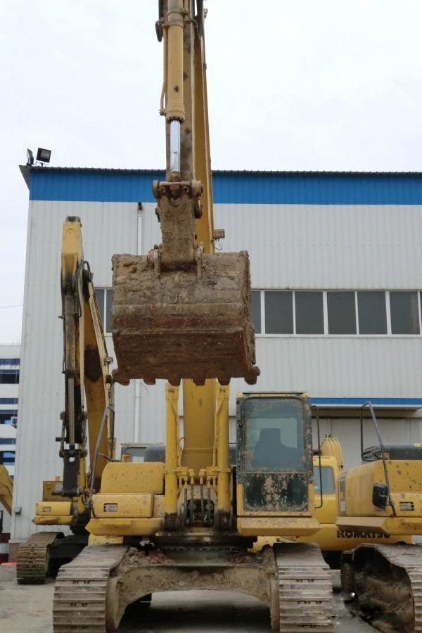 廣州市小松120 12T挖掘機出租