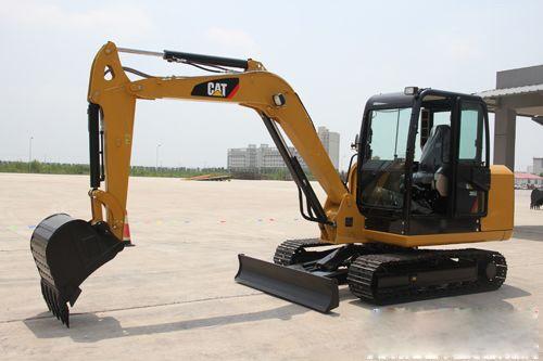 北京市卡特50 5T挖掘機出租
