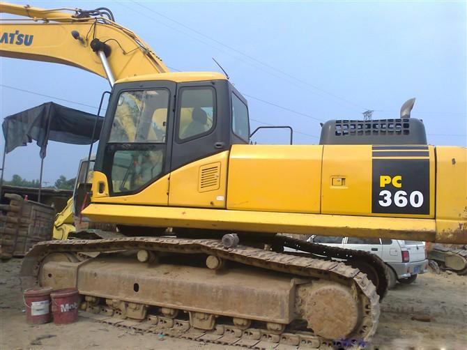 厦门市小松pc360 36T挖掘机出租