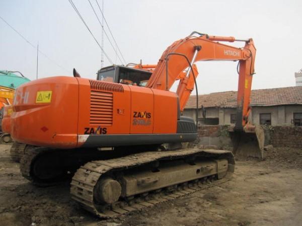 菏泽市日立210 21T挖掘机出租