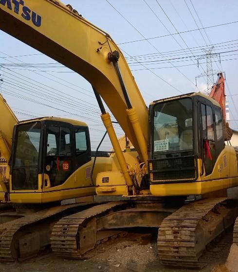 长沙市小松pc370 37T挖掘机出租