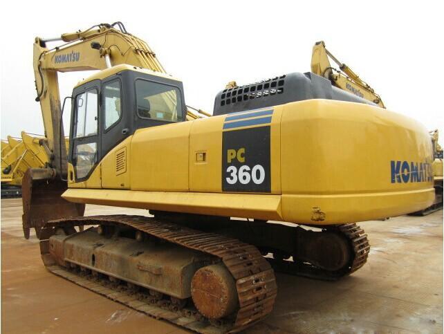 北京市小松pc360 36T挖掘機出租