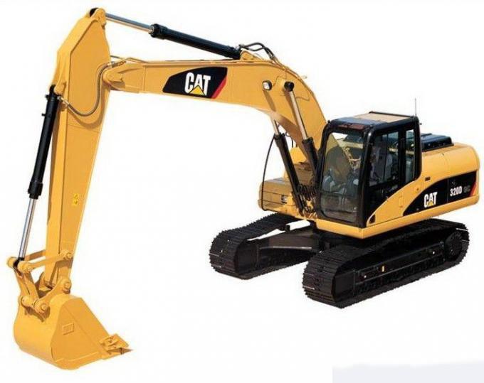 泉州市卡特320 32T挖掘机出租