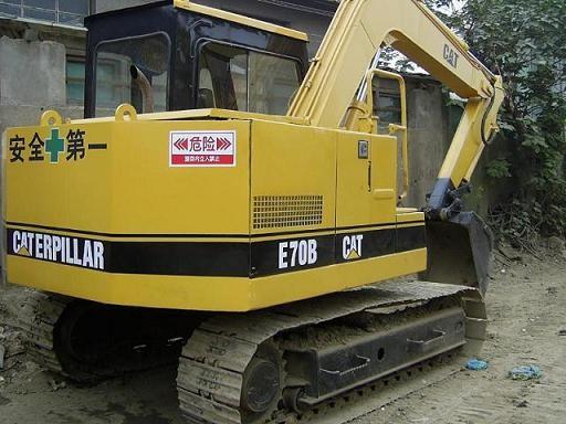 芜湖市卡特70 7T挖掘机出租