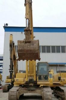广州市小松120 12T挖掘机出租