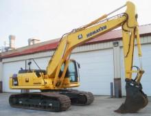 温州市小松pc200 20T挖掘机出租