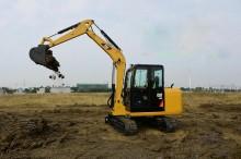 北京市卡特60 6T挖掘机出租