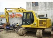 福州市卡特120 12T挖掘机出租