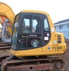 威海市小松pc60 6T挖掘机出租