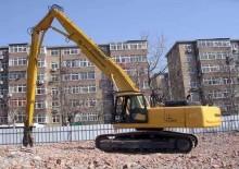 西宁市日立360加长臂 36T挖掘机出租