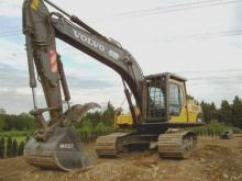 扬州市沃尔沃60 6T挖掘机出租
