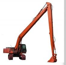 青岛市加长臂挖机加长臂18米 18m挖掘机出租