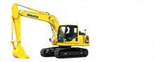 珠海市小松pc350 35T挖掘机出租