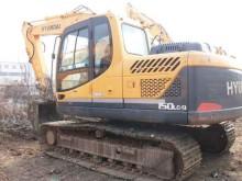 乌鲁木齐市现代150 15T挖掘机出租