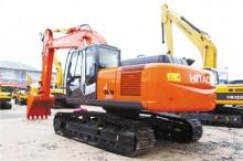 呼和浩特市日立240 24T挖掘机出租