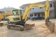 潍坊市现代60 6T挖掘机出租