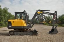 南宁市沃尔沃60 6T挖掘机出租