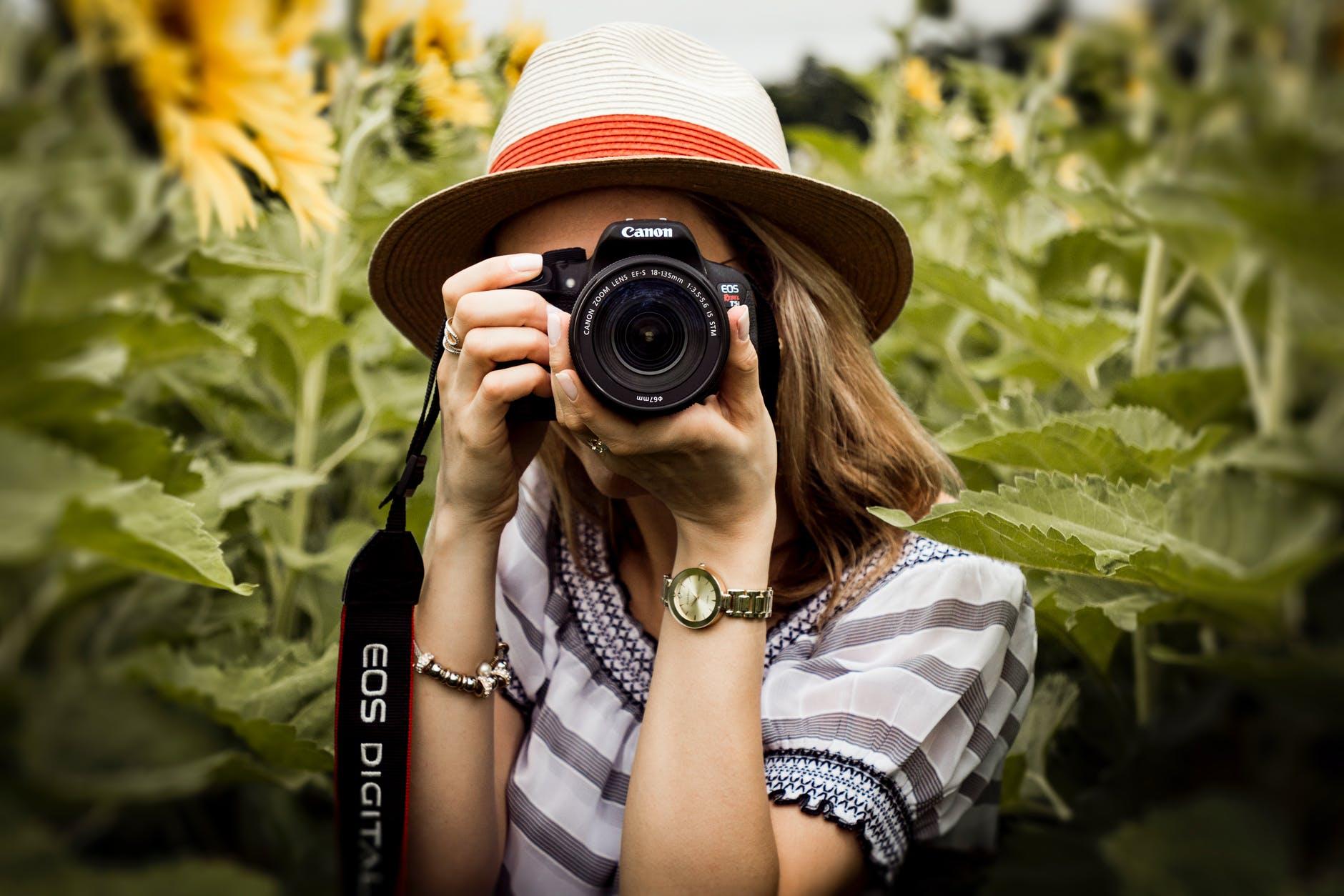 人人租机丨如何选购一台适合自己的相机